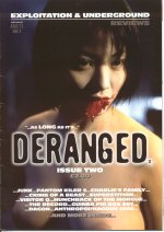 Deranged Issue no.2
