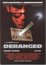 Deranged Issue no.3