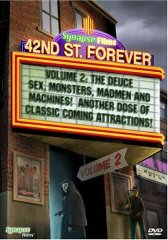 42ND STREET FOREVER: THE DEUCE