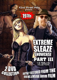 EXTREME SLEAZE SHOWCASE 3: THE PEEPLAND COLLECTION