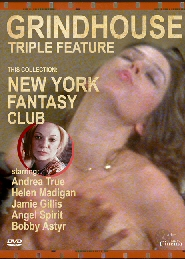 NEW YORK FANTASY CLUB - GRINDHOUSE TRIPLE FEATURE