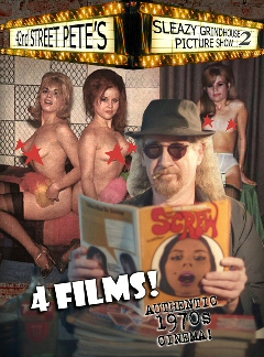 42ND STREET PETE'S SLEAZY GRINDHOUSE PICTURE SHOW 2