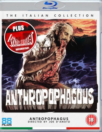 ANTHROPOPHAGUS THE BEAST