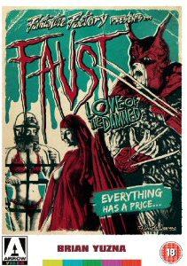 FAUST: LOVE OF THE DAMNED (ARROW VIDEO)