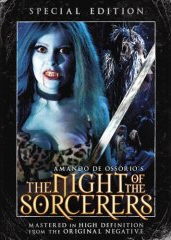 THE NIGHT OF THE SORCERORS