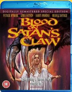 BLOOD ON SATAN�S CLAW