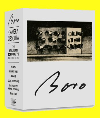 CAMERA OBSCURA: THE WALERIAN BOROWCZYK COLLECTION