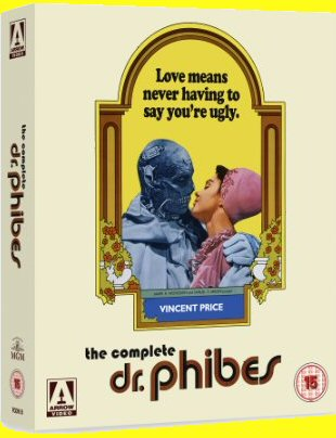 THE COMPLETE DR PHIBES