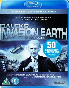 DALEKS INVASION EARTH: 2150 A.D