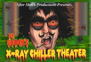 DR SHOCK'S TALES OF TERROR (VHS)