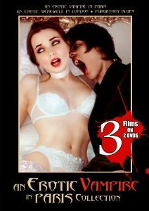 AN EROTIC VAMPIRE IN PARIS COLLECTION