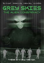 GREY SKIES: THE ALIEN CONSPIRACY (VHS)