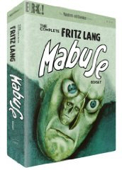 THE COMPLETE FRITZ LANG MABUSE BOXSET