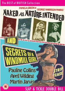 NAKED ? AS NATURE INTENDED/SECRETS OF A WINDMILL GIRL