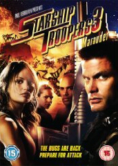 STARSHIP TROOPERS 3: MARUADER