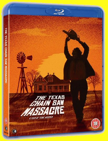 THE TEXAS CHAIN SAW MASSACRE - 40TH ANNIVERSARY EDITION
