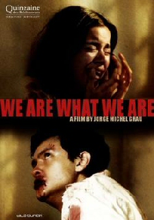 WE ARE WHAT WE ARE (Review 2)